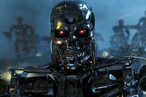 Terminator 3 - Rise of the Machines.